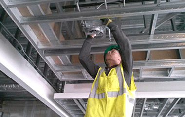Industrial Electrician in Arlington, TX
